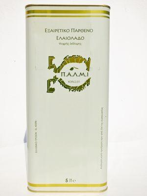 Extra Virgin Olive Oil 5lt - Kalamata (protected area)