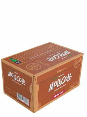 Organic Fair Trade cola 0.33L - Molecola
