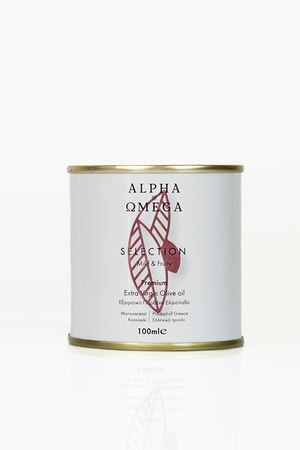 Selection Extra Virgin Olive Oil, 100ml tin - Koroneiki variety
