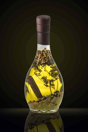 Delicatessen Olive oil with herbs & spices - Lera 250ml