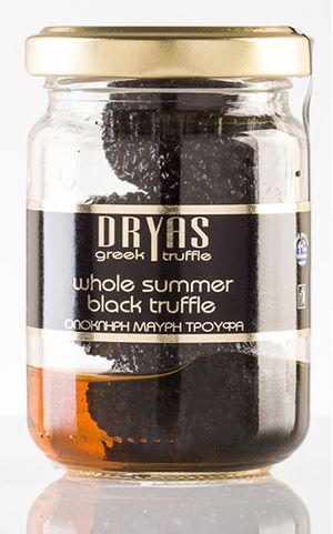 Whole summer black truffle 50gr