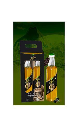 Extra Virgin Olive Oil 2x500ml Glass Bottle