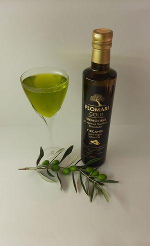 Organic extra virgin olive oil 500ml