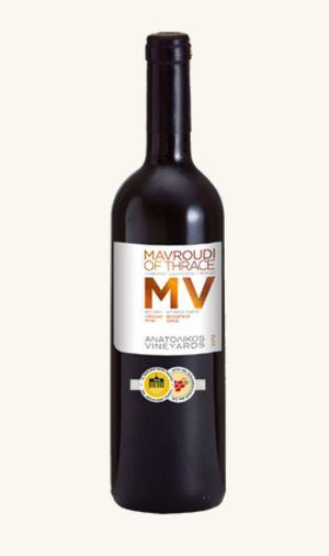 Anatolikos Vineyards MV Red Whine Organic 1500ml (Year of Production: 2016)