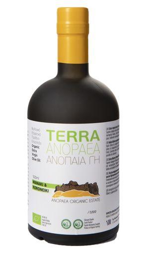 "ORGANIC EXTRA VIRGIN OLIVE OIL ""ANORAIA GI"" 500ml"