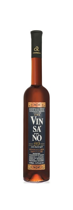 VINSANTO 20 years Barrel Aged 1500ml (Year of Production: 1989)