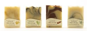 BENESSERE WITH NATURAL CLAY-ROSE GERANIUM