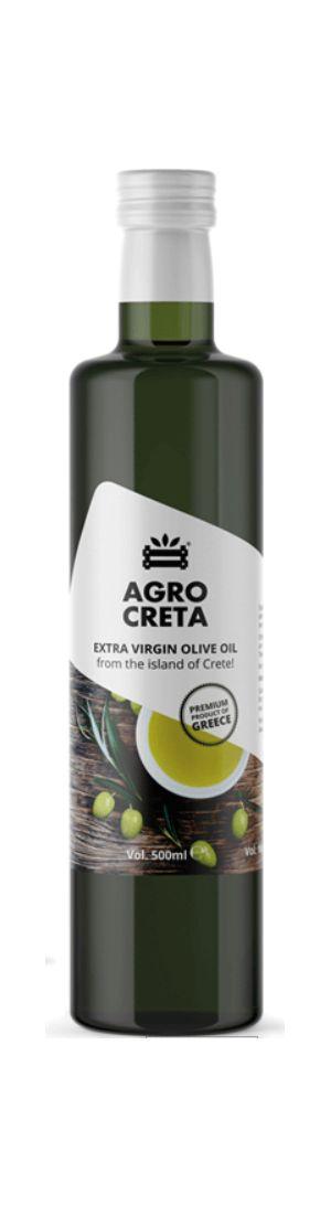 Extra Virgin Olive Oil 1lt green Puglia glass bottle