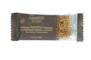 Energy Bar - Pasteli Seed Bar Honey & Sugar 12gr