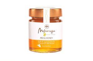 Honey From Flowers & Wildflowers 200gr.