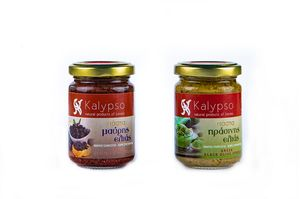 Greek Black Olive Paste