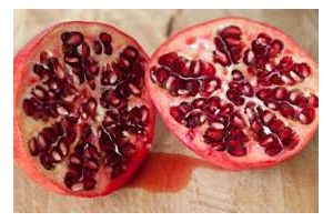 Fresh pomegranate 1 ton