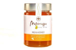 Honey From Flowers & Wildflowers 400gr.