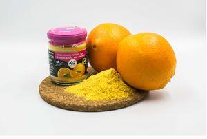 Greek Dried Orange sugar-free 80gr