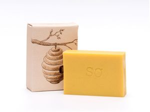 Honey and Beeswax Soap (100g)
