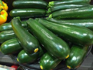 Zucchini organic 1kg