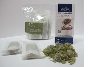 0.20kg-2pcs-Greek Olympus mountain tea-200g-sideritis scardica