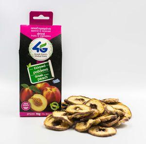 Greek Dried Peach sugar-free 70gr