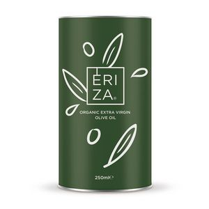 Organic Εxtra Virgin Olive Oil - Can 250ml