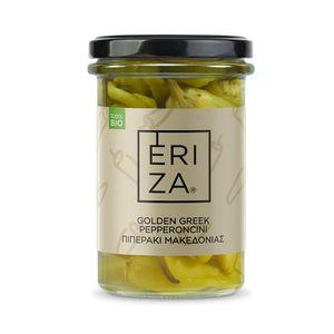 Οrganic Golden Greek Pepperoncini 150g