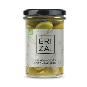 Organic Halkidiki Olives 180g