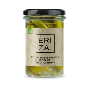 Organic Peloponnese Peppers 150g
