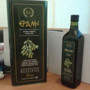 ERANH Extra Virgin Olive Oil - Tin Canister 5lt