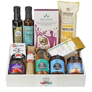 Greek Gourmet and Fine Bundle of 11 products