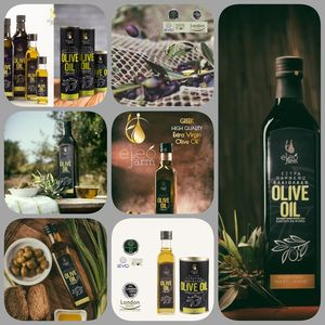 ELEOFARM Extra Virgin Olive Oil  Maraska 250ml