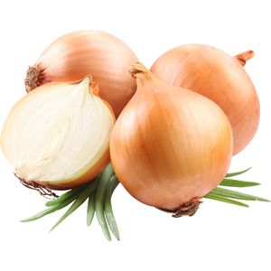 Onions yellow organic 1kg