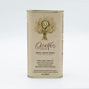 ASOPOS 0.3  e.v.o.o  tin 250ml - packaging carton box of  20 pcs
