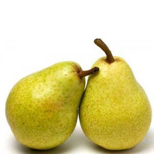 Pears Williams Organic 1kg