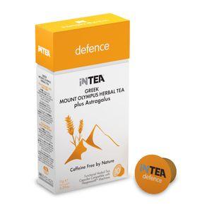 iNTEA 'Defence' Mount Olympus Herbal Tea | Nespresso capsules