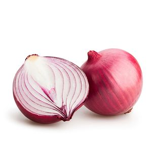 Onions red organic 1kg