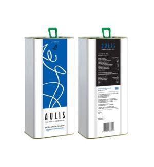 5lt Can Aulis Premium Extra Virgin Olive Oil