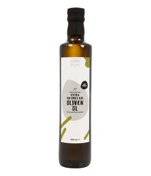 Extra virgin organic olive oil Amfissis 500 ml