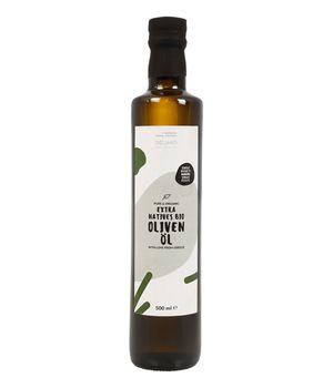 Organic Olive Oil Extra Virgin Variety Manaki - 500ml