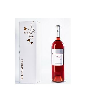 Thema Rose Wine 1500ml (Year of Production: 2018)