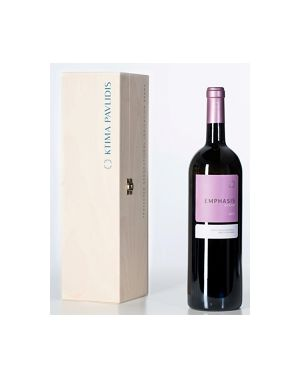 EMPHASIS SYRAH Red Wine 1500ml (Year of Production: 2015)