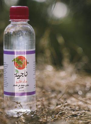 250ml pennyroyal water bottle
