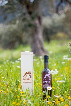 Manaki - Extra Virgin Olive Oil