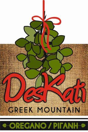 Greek Mountain DesKati Oregano  5kg