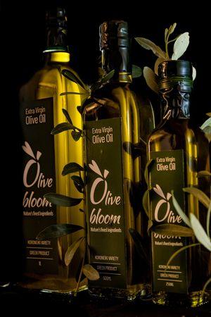 Premium Category Extra Virgin Olive Oil 5lt- Olive Bloom
