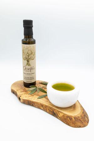 ASOPOS extra virgin olive oil 250ml bottle - packaging carton box of 24 pcs