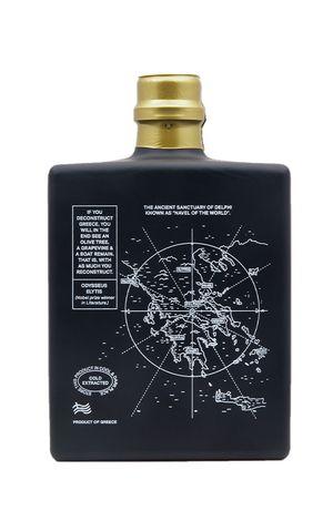 Premium Organic Extra Virgin Olive Oil of High Quality - 500 ml