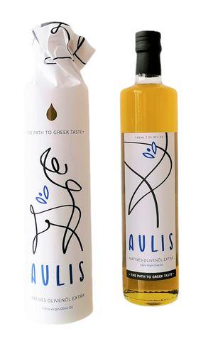 750ml Aulis Premium Extra Virgin Olive Oil