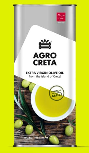 Extra Virgin Olive Oil 5liters tin