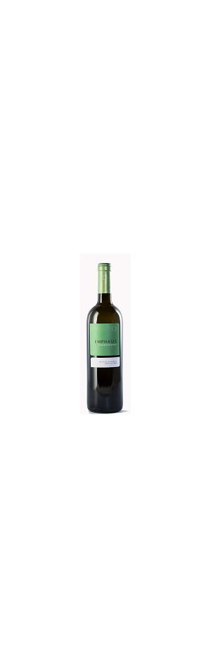 Emphasis Chardonnay White Wine 750ml (Year of Production: 2017)
