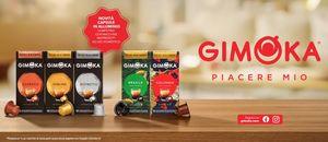 Ιταλικός Καφές Gimoka Classico, σε συμβατές κάψουλες αλουμινίου.