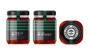 Μέλι Πεύκου Εξαιρετικής Ποιότητας 480 γρ